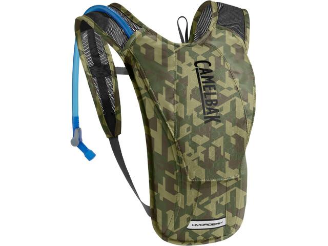 CamelBak HydroBak Protector de pecho 1,5L, camo/black
